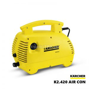 May Rua Xe Gia Dinh Rua Dieu Hoa May Lanh Karcher K2 420 Air Con