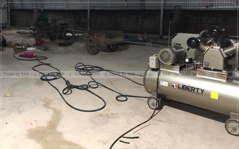 báo giá các loại máy nén khí, máy nén khí, máy nén khí piston, máy nén khí piston không dầu