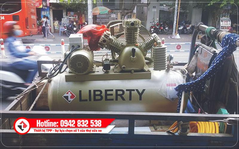 máy nén khí, máy nén khí piston, máy nén khí piston không dầu, máy nén piston