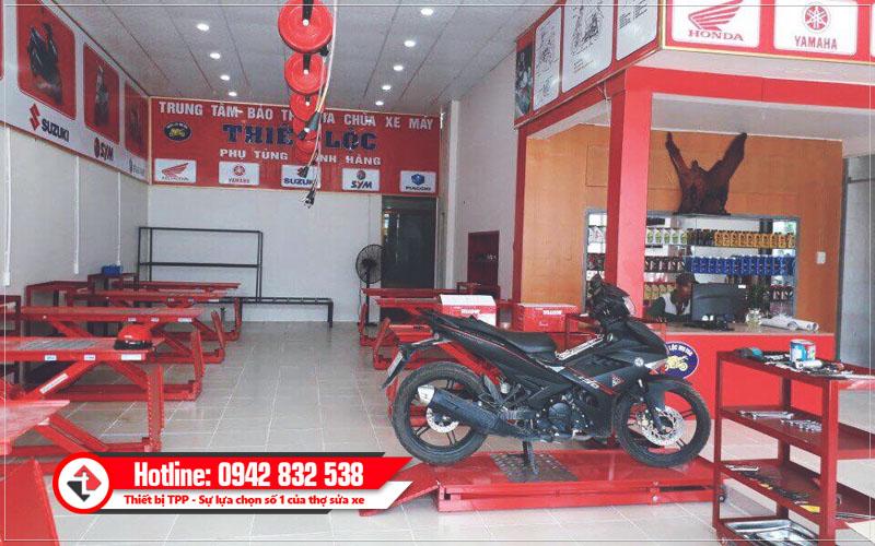 kinh nghiệm mở trung tâm bảo dưỡng xe tay ga xe máy chuyên nghiệp