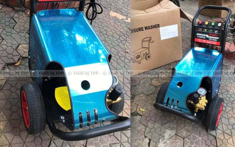 máy rửa xe cao áp, máy rửa xe cao áp dùng trong tiệm rửa xe, máy rửa xe cao áp loại bền, máy rửa xe cao áp giá phải chăng
