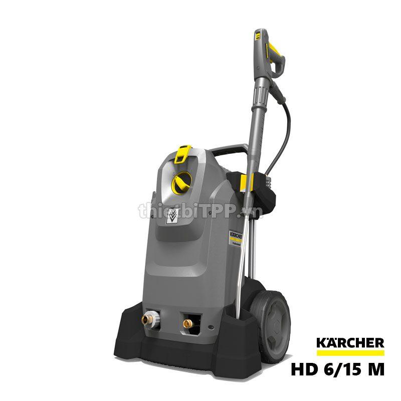May Xit Rua Xe Cao Ap Cua Duc Karcher Germany Hd 6 15 M 3 1kw, 220v