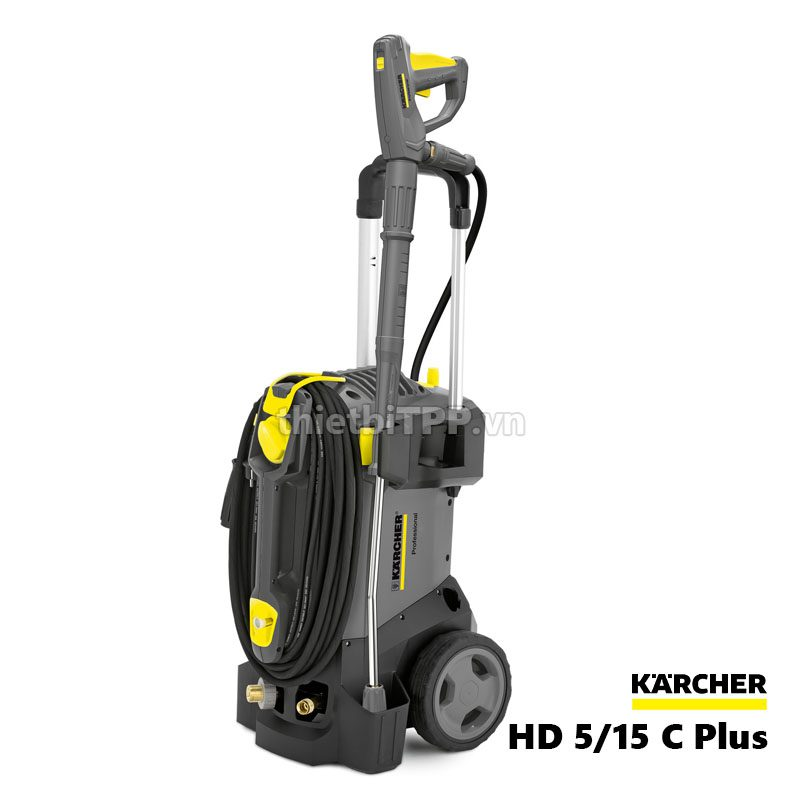 May Xit Rua Xe Cao Ap Cua Duc Karcher Hd 5 15 C Plus Germany