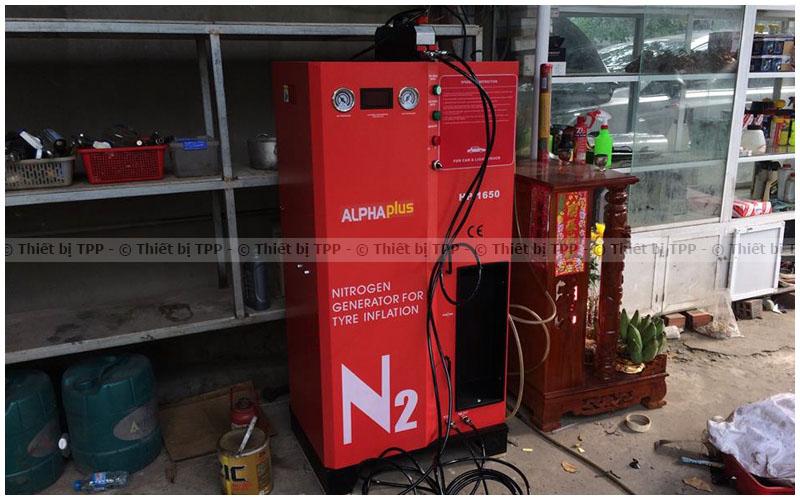 máy bơm khí nito giá rẻ, máy bơm nạp khí ni tơ
