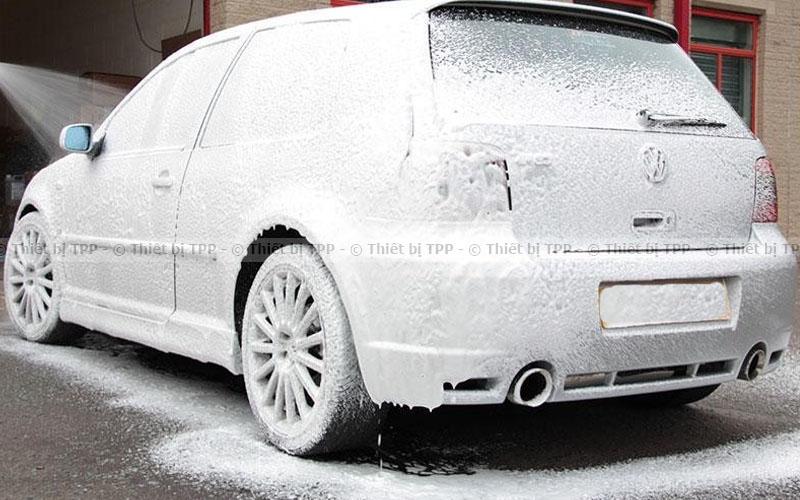 sự phát triển của ngành rửa xe, rửa xe phương pháp mới, rửa xe hiện đại