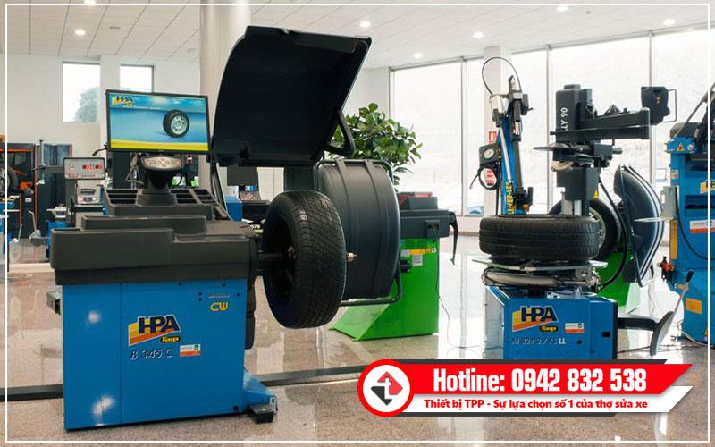 máy cân bằng động hpa B345C