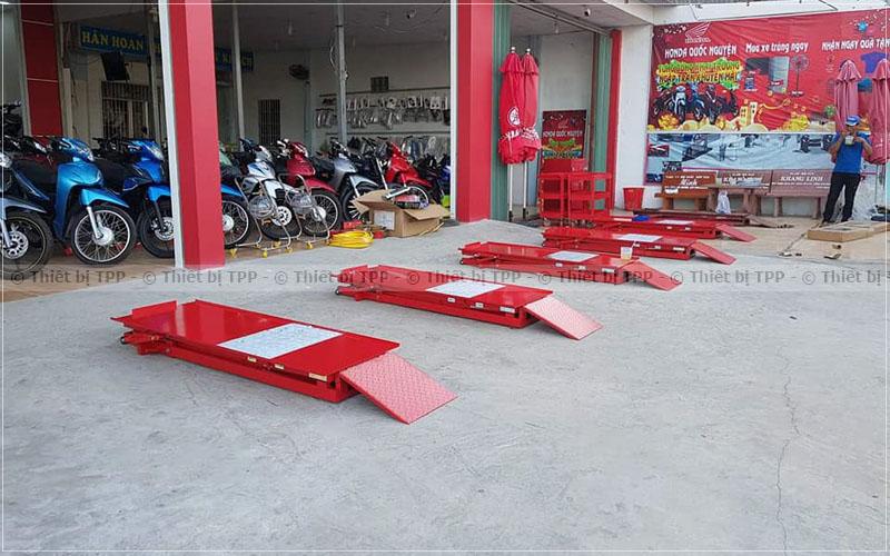 tư vấn mở tiệm vá vỏ xe máy, trạm bảo trì bảo dưỡng xe máy chuyên nghiệp