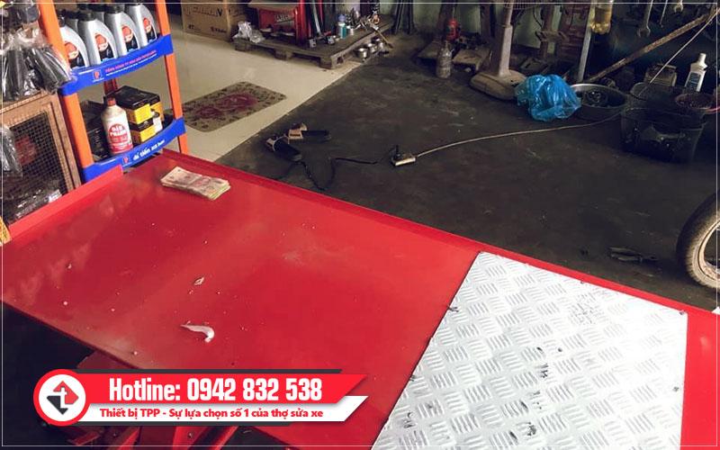 tư vấn mở tiệm vá vỏ xe máy, trạm bảo trì bảo dưỡng xe chuyên nghiệp