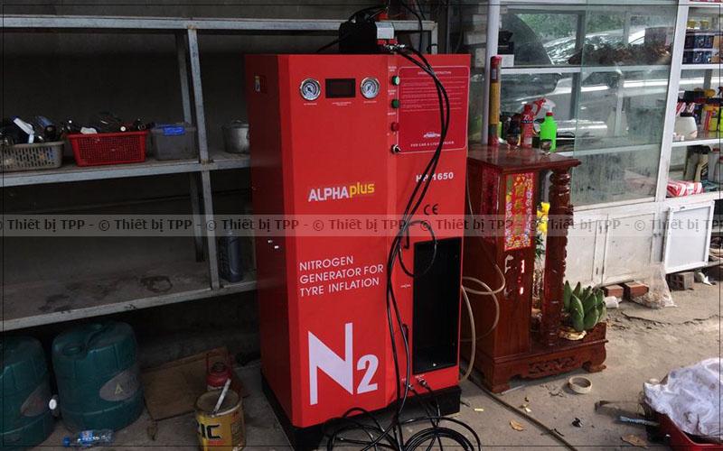 Giá máy bơm khí nitơ, máy bơm khí ni tơ, máy bơm khí nitơ xe ô tô