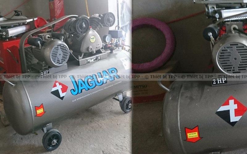 máy nén khí juguar 2hp, máy nén khí mini, máy nén khí piston