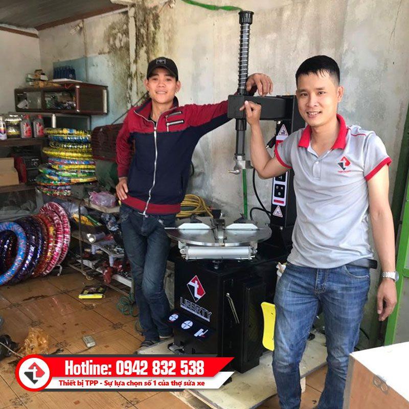 May Ra Vao Lop Xe Ga Sc 801b Ban Giao Tay Ninh Mau Den