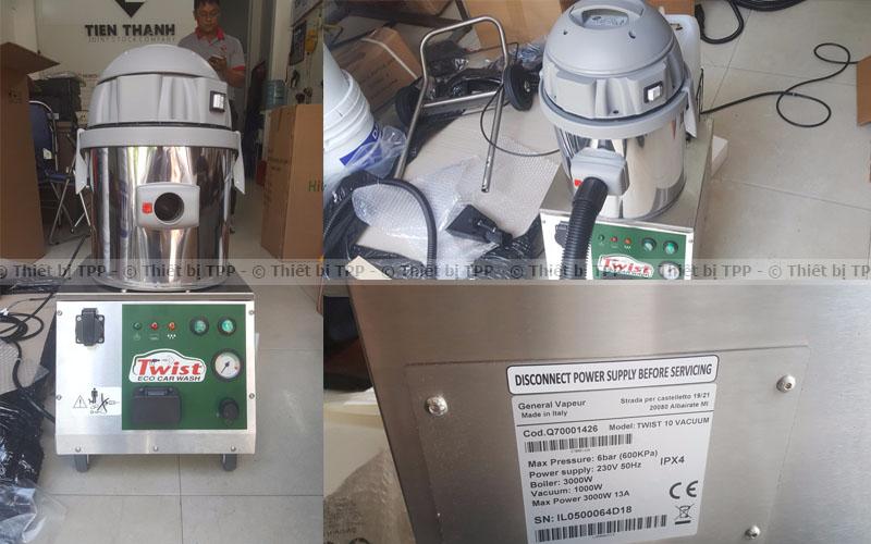 máy rửa xe hơi nước nóng, máy rửa xe nước nóng giá rẻ, máy rửa xe nước nóng Twist 10