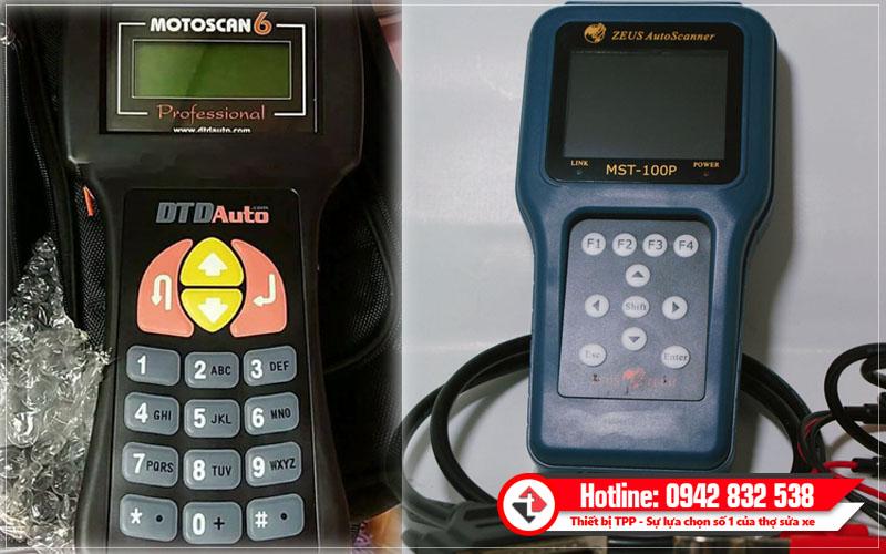 máy đọc lỗi xe máy giá rẻ, máy đọc lỗi motoscan, máy đọc lỗi xe máy fi mst100p