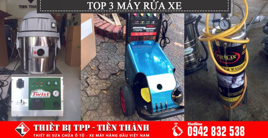 Top 3 May Rua Xe