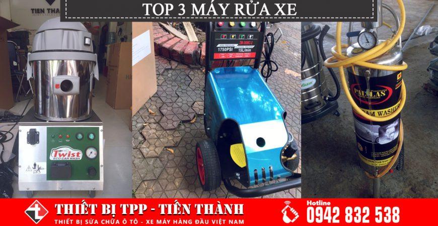 Top 3 May Rua Xe