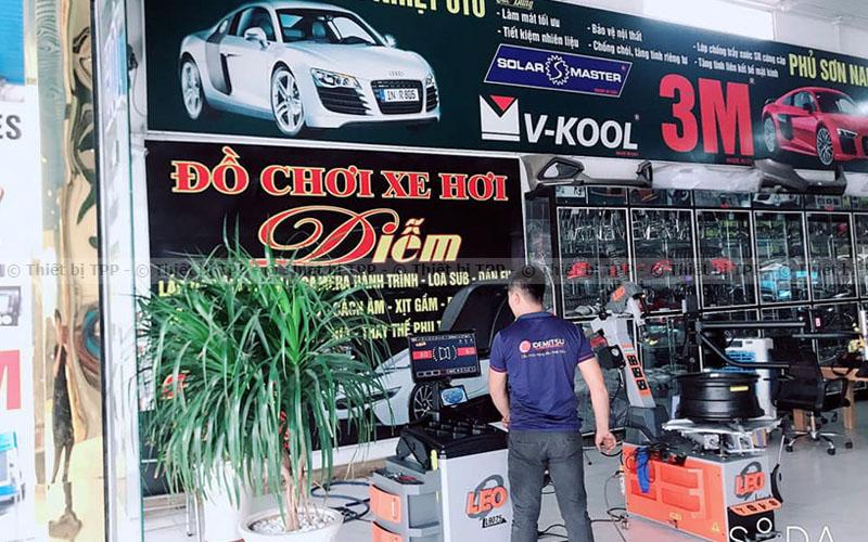 mở cửa hàng lốp ô tô, , mở tiệm làm lốp xe ô tô