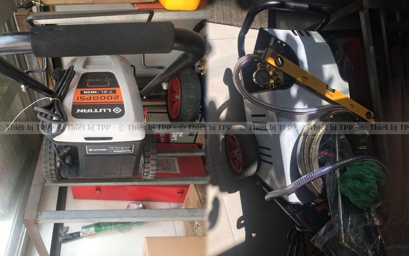 máy rửa xe cao áp giá tốt, máy rửa xe ô tô, máy rửa xe máy