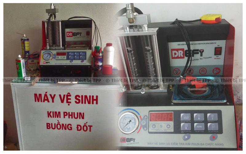 máy súc rửa kim phun giá rẻ, máy súc rửa kim phun, máy súc rửa kim phun