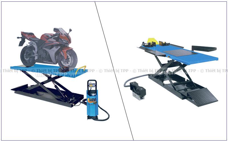 Bàn nâng moto superlift