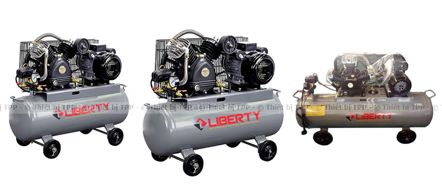 máy nén khí piston, máy nén khí chính hãng