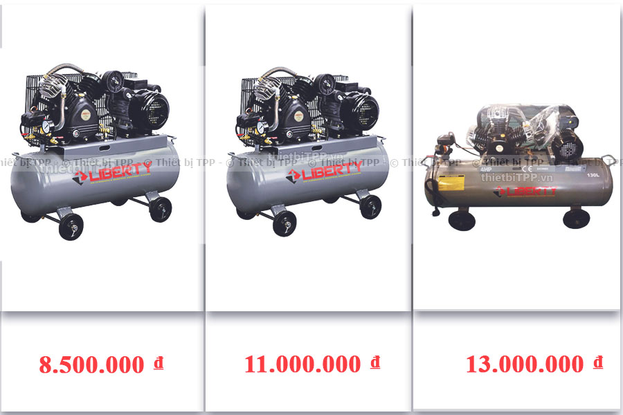 máy nén khí, máy nén khí chính hãng, máy nén khí piston