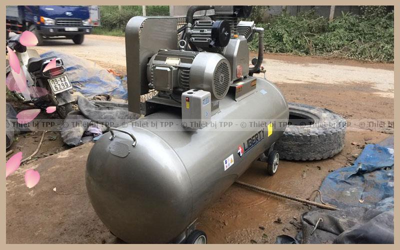 máy nén khí piston cũ, máy nén khí piston, máy nén khí, máy nén khí công nghiệp
