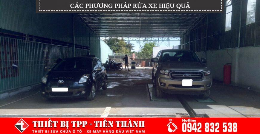 Phuong Phap Rua Xe Hieu Qua