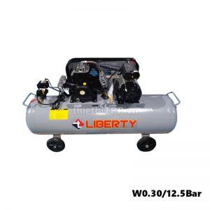 May Nen Khi Piston Liberty 4hp 2 Cap 200 Lit W0 30 12 5 Bar