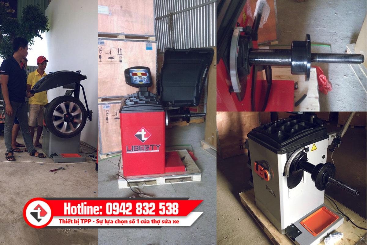 máy cân chỉnh lốp, máy leo l9075, máy liberty l9075