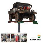 Cau Nang 1 Tru An Do Rua Xe 4 Tan Rxad 4000 Car Washing Lift India