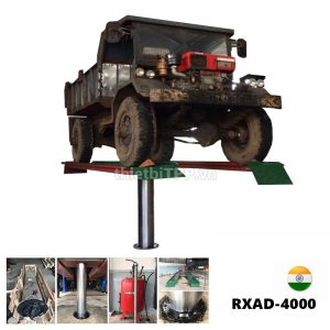 Cau Nang 1 Tru An Do Rua Xe 4 Tan Rxad 4000 Car Washing Lift India