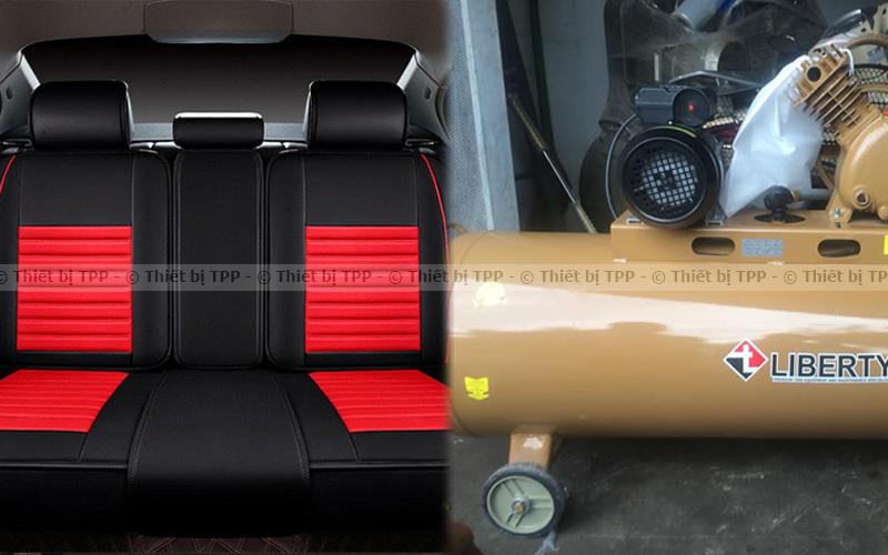 Bọc ghế xe ô tô để giảm nhiệt độ bên trong