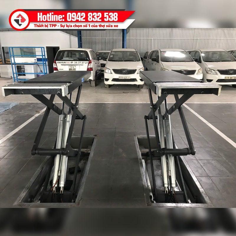 Cau Nang O To Nang Gam Xe Cat Keo Xep Superlift 36 2stce 3500 Kg Italy Hpa