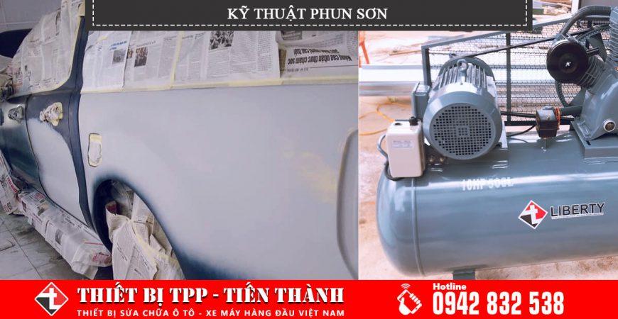 Ky Thuat Phun Son