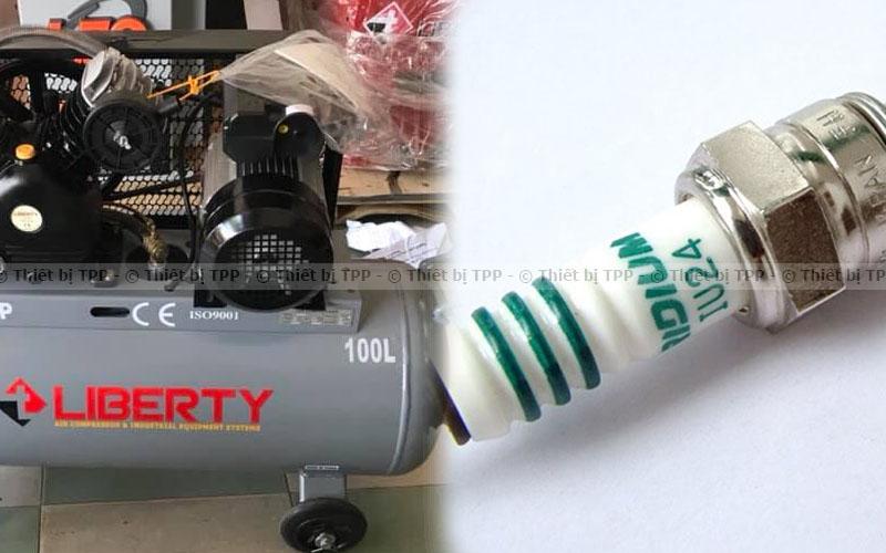 Bu-gi xe máy trong các tình trang cần phải thay thế, bình bơm hơi, bình bơm hơi khí nén, bình bơm hơi giá rẻ