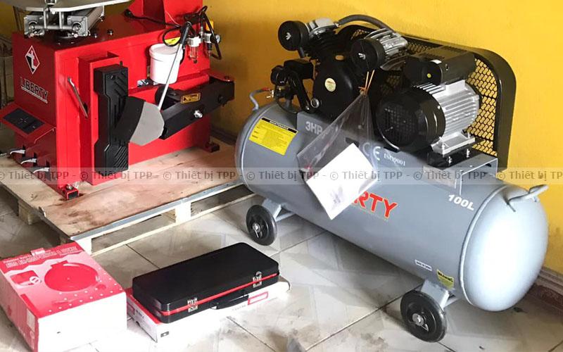 máy bơm hơi khí nén giá rẻ, bình nén khí công nghiệp, máy nén khí công nghiệp, máy nén khí piston, máy nén khí giá rẻ