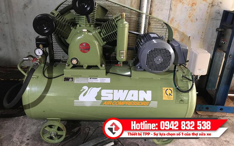 máy nén khí swan, máy nén khí giá tốt, máy bơm hơi giá phải chăng