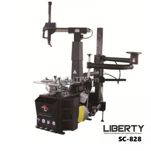May Thao Lop Vo Xe O To Xe Du Lich Co Xoay Kem Can Phu Moc Lop Liberty Sc 828 Re