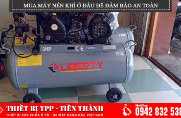 Mua máy nén khí ở đâu là đảm bảo nhất, máy nén khí chính hãng, máy nén khí các loại