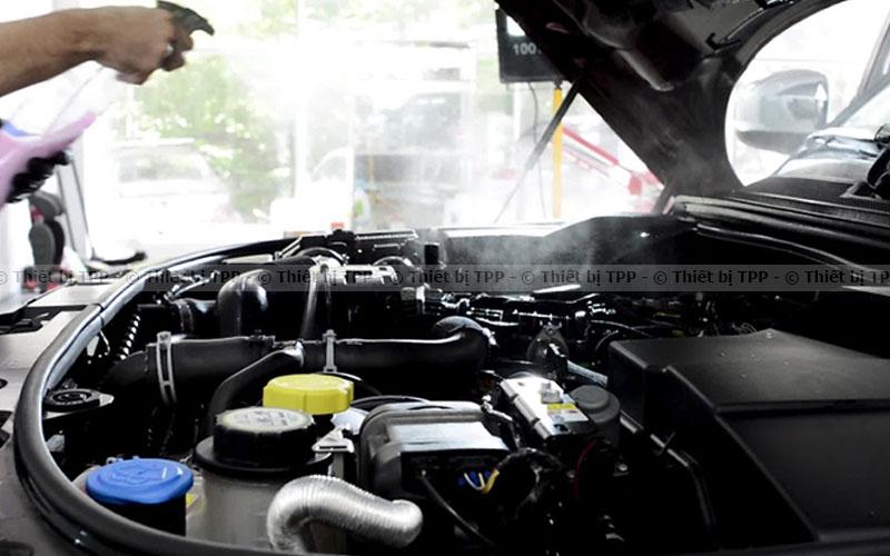 Khi nào cần vệ sinh kim phun ô tô, những lưu ý khi vệ sinh kim phun ô tô, vệ sinh kim phun buồng đốt ô tô