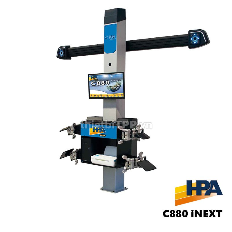 Hpa C880 Inext May Can Chinh Goc Lai Dat Banh Xe Thuoc O To Italy Camber Y