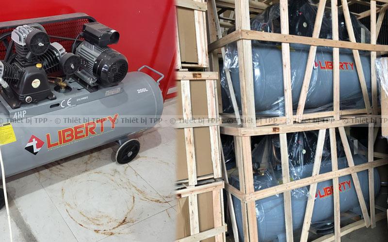 máy nén khí, máy hơi, bình hơi, máy sinh khí