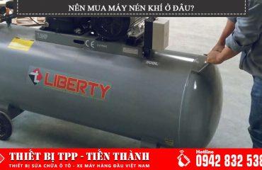 Nên mua máy nén khí ở đâu, mua máy nén khí giá rẻ, bình hơm hơi giá tốt