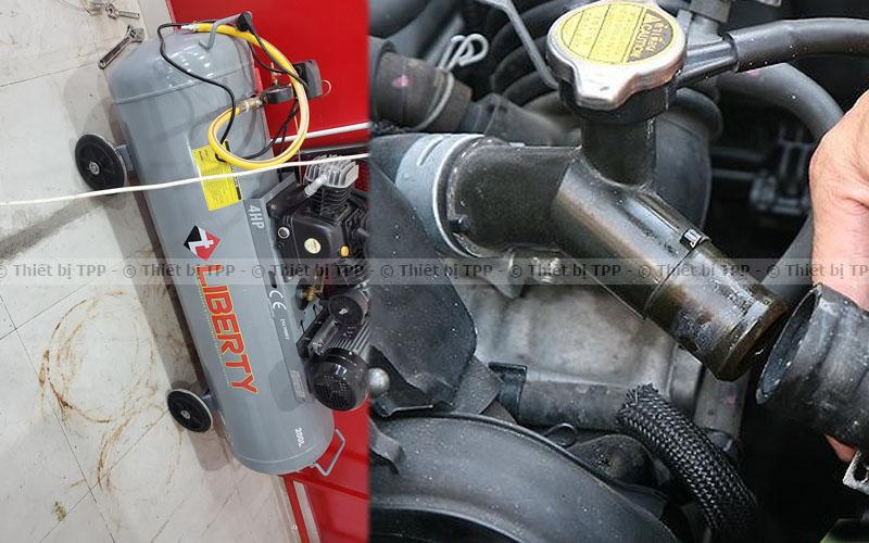 ống dẫn nhiên liệu, máy hơi, bình hơi, máy sinh khí