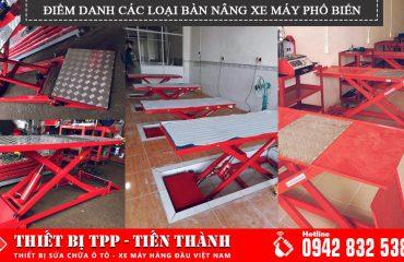 Ban Nang Xe May Chat Luong