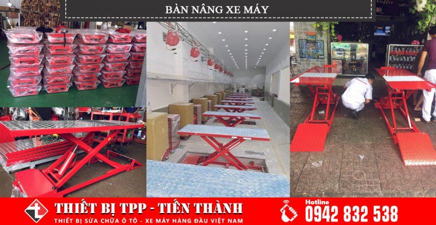 Ban Nang Xe May Chinh Hang