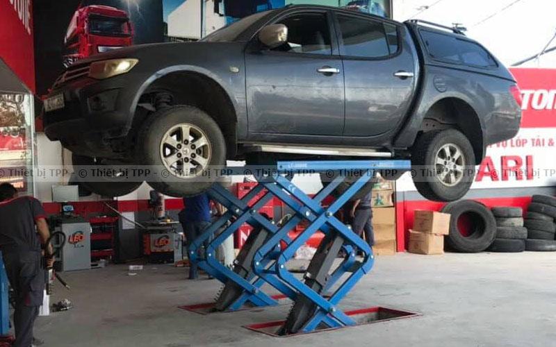 cầu nâng cắt kéo cũ, cầu nâng cắt kéo, cầu nâng cắt kéo giá rẻ