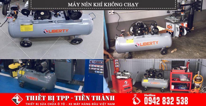 May Nen Khi Khong Chay