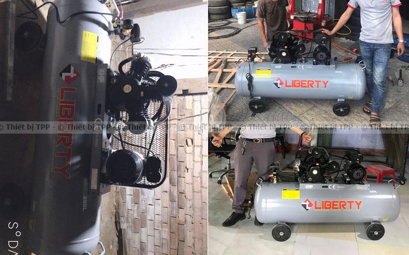 máy sinh hơi, bình khí nén giá rẻ, máy bơm hơi, máy nén khí