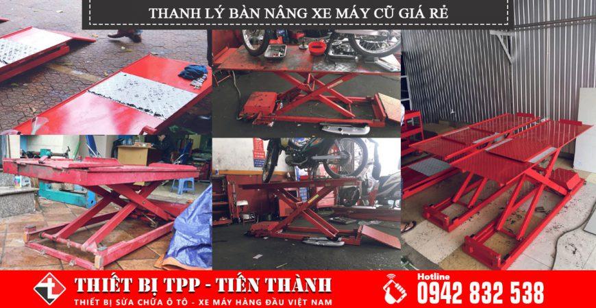 Thanh Ly Ban Nang Xe May